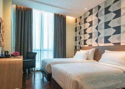 Luminor Hotel Pecenongan Jakarta Kamar Tamu