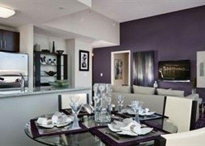 Luxy Suites Washington Teras