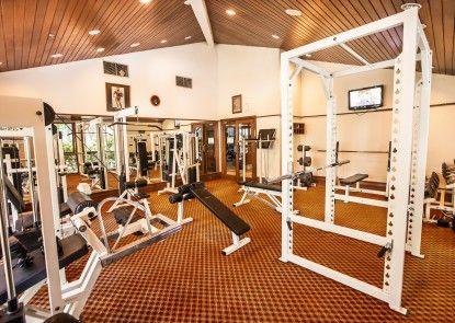 Lorin D Wangsa Solo Hotel Ruangan Fitness