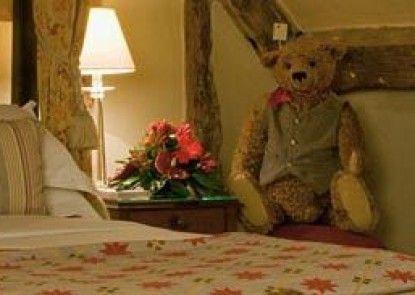 Macdonald Bear Hotel Teras