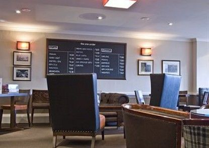 Macdonald Rusacks Hotel Teras