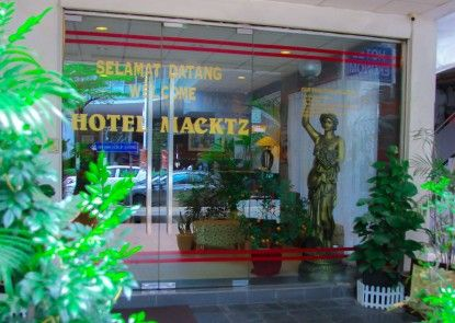 Macktz Comfort Inn - KL Sentral Monorail