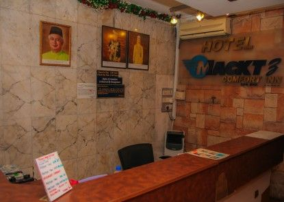 Macktz Comfort Inn - Masjid India