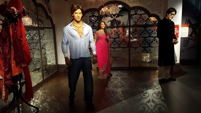 Madame Tussauds with IOS Live and Boat Ride E-voucher