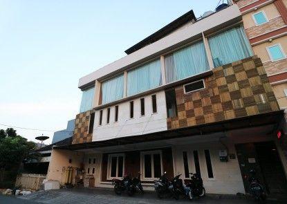 Magnolia Boutique Hotel Teras