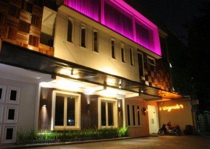 Magnolia Boutique Hotel Eksterior