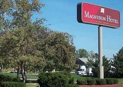 Magnuson Hotel Detroit Airport