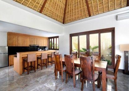 Mahagiri Dreamland Villas & Spa Ruang Tamu