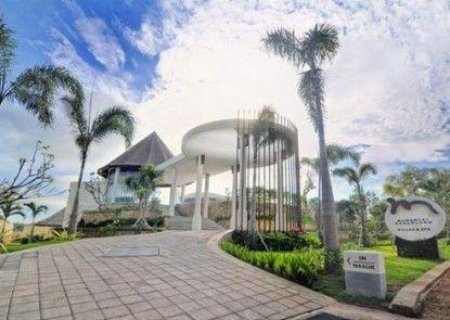 Mahagiri Dreamland Villas & Spa Pintu Masuk