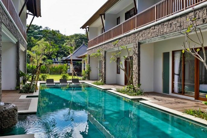 Mahana Boutique Apartment, Denpasar