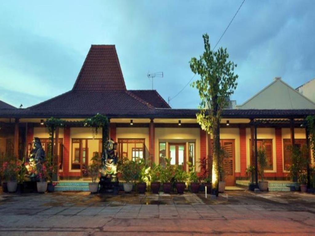 Maharani Guesthouse, Yogyakarta