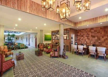 Maison At C Boutique Hotel & Spa Seminyak Lobby