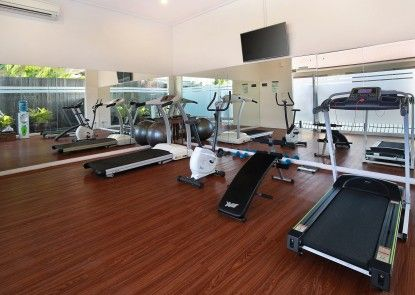 Maison At C Boutique Hotel & Spa Seminyak Ruangan Fitness