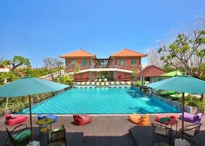 Maison At C Boutique Hotel & Spa Seminyak Kolam Renang Utama