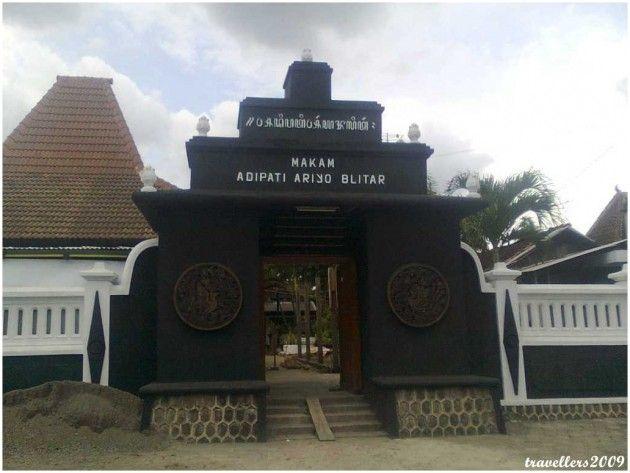 Makam Adipati Arya Blitar