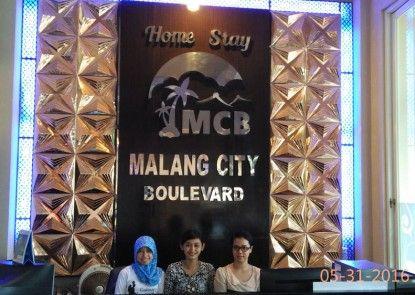 Malang City Boulevard Teras