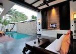 Pesan Kamar Vila Grand, 1 Kamar Tidur, Kolam Renang Pribadi (grand Pool Villa) di Malisa Villa Suites