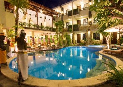 Manggar Indonesia Hotel & Residence Kolam Renang