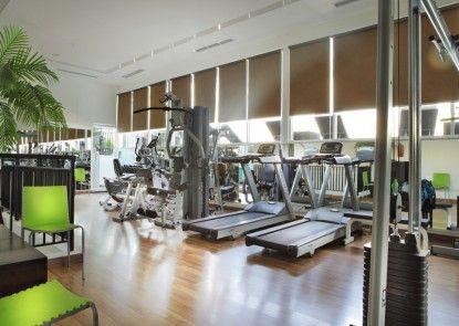Maqna Hotel Gorontalo Ruangan Fitness