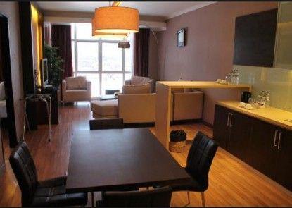 Maqna Hotel Gorontalo Ruangan Suite