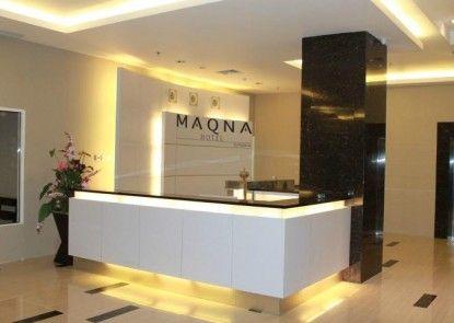 Maqna Hotel Gorontalo Lobby