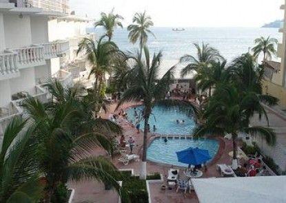 Maralisa Hotel And Beach Club Teras