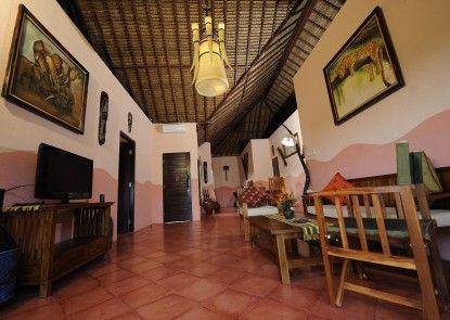 Mara River and Safari Lodge Ruang Tamu