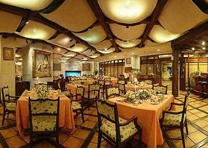 Marbella Hotel, Convention & Spa, Anyer Rumah Makan