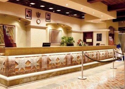 Marbella Hotel, Convention & Spa, Anyer Penerima Tamu