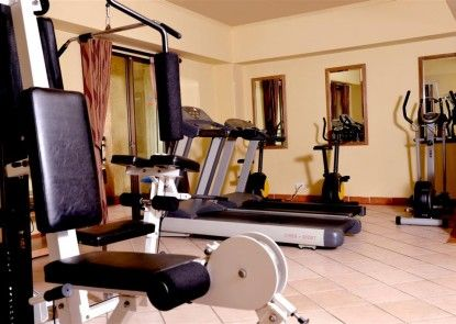 Marbella Hotel, Convention & Spa, Anyer Ruangan Fitness