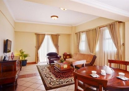 Marbella Hotel, Convention & Spa, Anyer Kamar Tamu