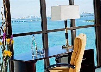 Marriott Miami Biscayne Bay Teras