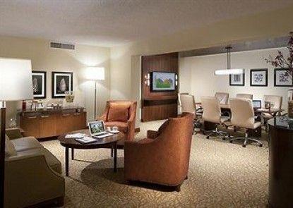 Marriott West Palm Beach Hotel Teras