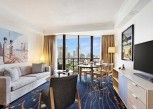 Pesan Kamar Suite Deluks, 1 Kamar Tidur, Balkon, Pemandangan Kota di Marriott Vacation Club at Surfers Paradise