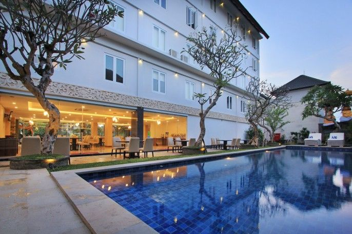 Mars City Hotel by Gaing Mas Group, Denpasar