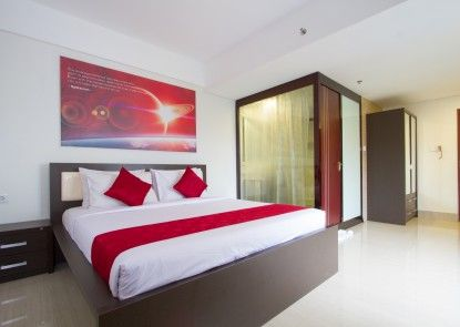 MarsCity Hotel Kamar Tamu