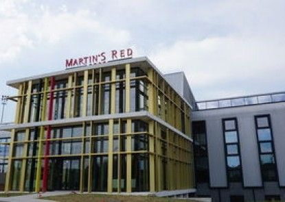 Martin\'s Red
