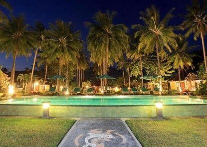 Mascot Beach Hotel Teras