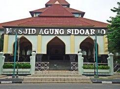 Masjid Agung Sidoarjo