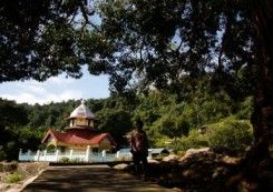 Masjid Tua Patimburak