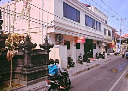Hotel Matahari Guesthouse Eksterior
