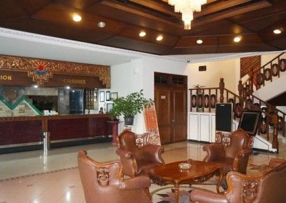 Matahari Hotel Lobby