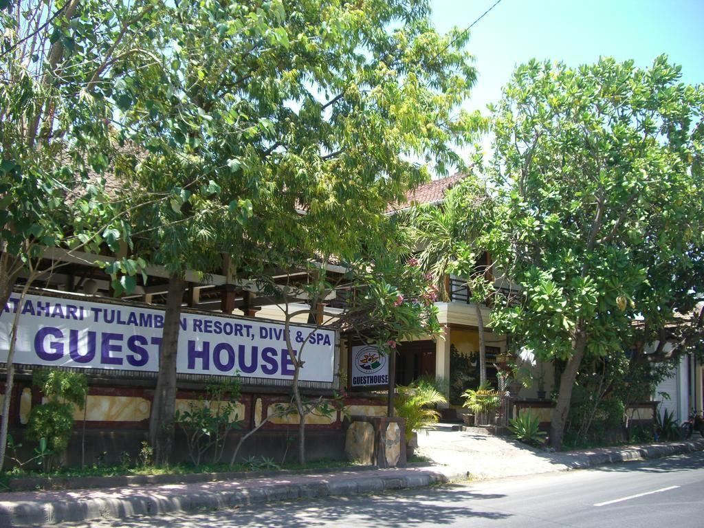 Matahari Tulamben Guesthouse, Karangasem