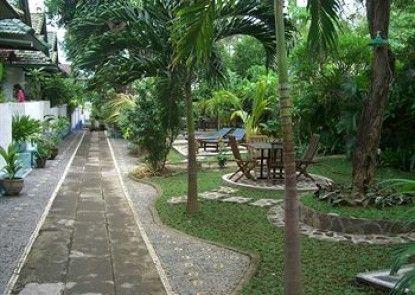 Matahari Tulamben Resort Dive & Spa Teras