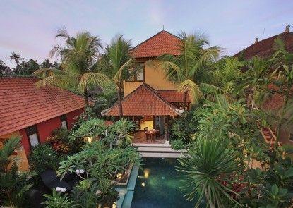 Mawa House Ubud Pemandangan