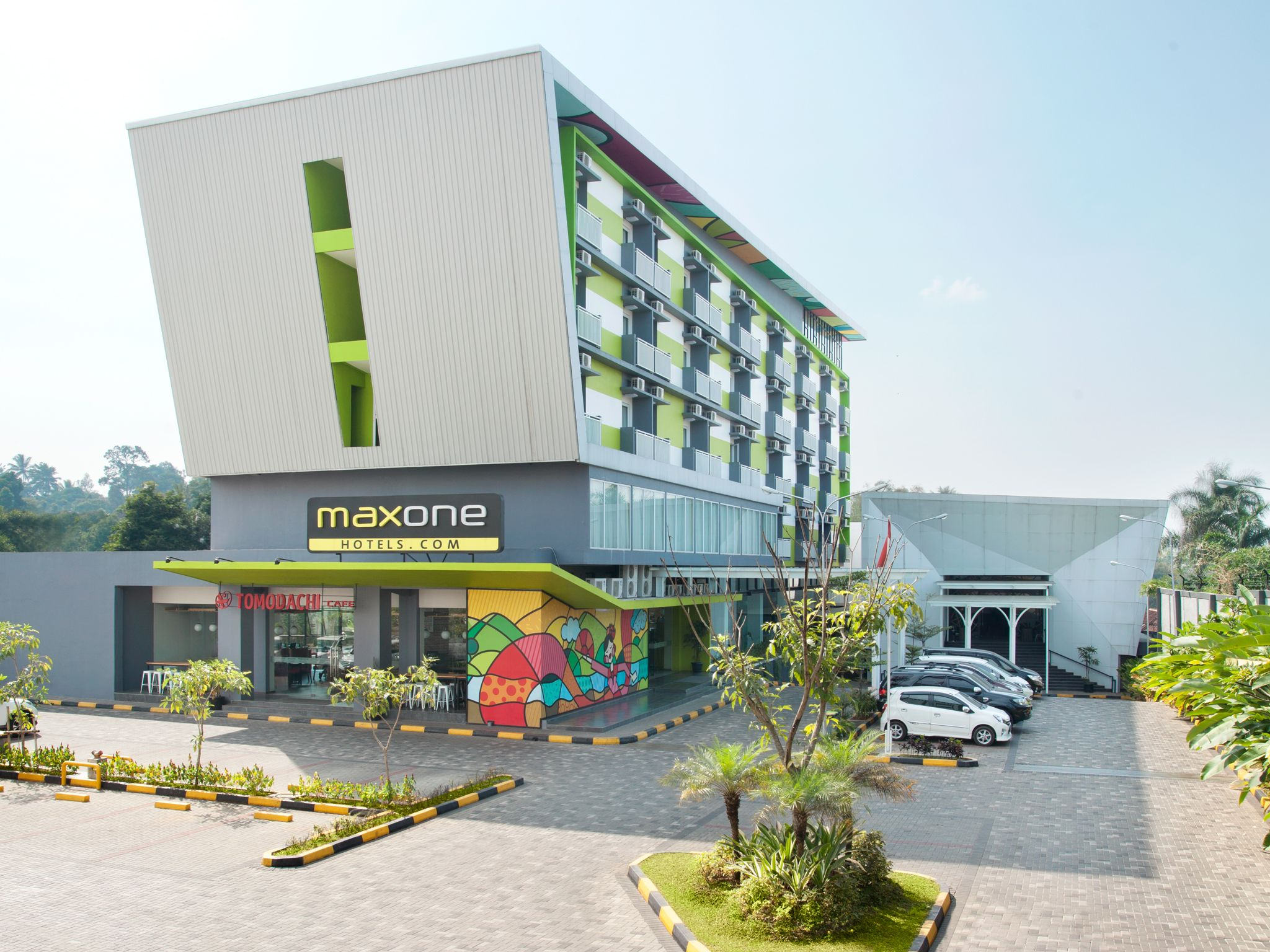 MaxOneHotels at Bounty Sukabumi, Sukabumi