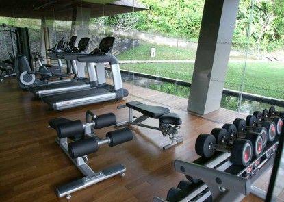 Maya Ubud Resort & Spa Ruangan Fitness