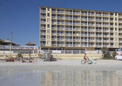 Mayan Inn Daytona Beach Teras