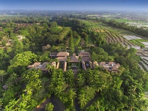 Maya Ubud Resort & Spa, Gianyar