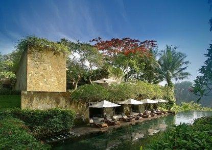 Maya Ubud Resort & Spa Kolam Renang Utama